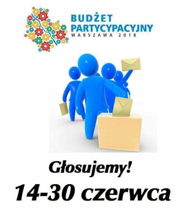 2017-06-20: trwa głosowanie na projekty w IV edycji budżetu partycypacyjnego