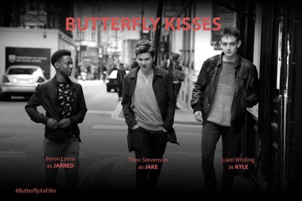 """2017-05-21: KINO KĘPA: """"BUTTERFLY KISSES"""""""