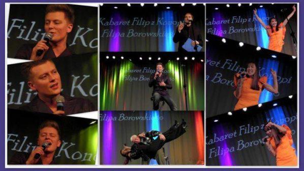 2017-06-22: Kabaret Filip z Konopi Filipa Borowskiego i jego goście