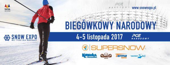 2017-11-05: SNOW EXPO 2017 i Biegówkowy Narodowy