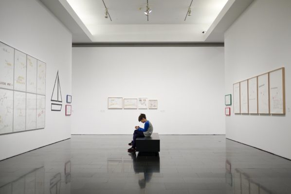 """2017-10-05:  Galeria PROM: wernisaż wystawy """"Malarstwa, rzeźby i grafiki"""""""