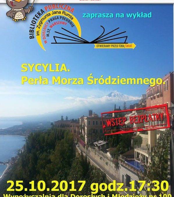 2017-10-25: Sycylia – perła Morza Śródziemnego