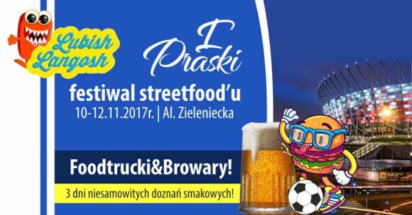 2017-11-12: I Praski Festiwal Streetfood'u