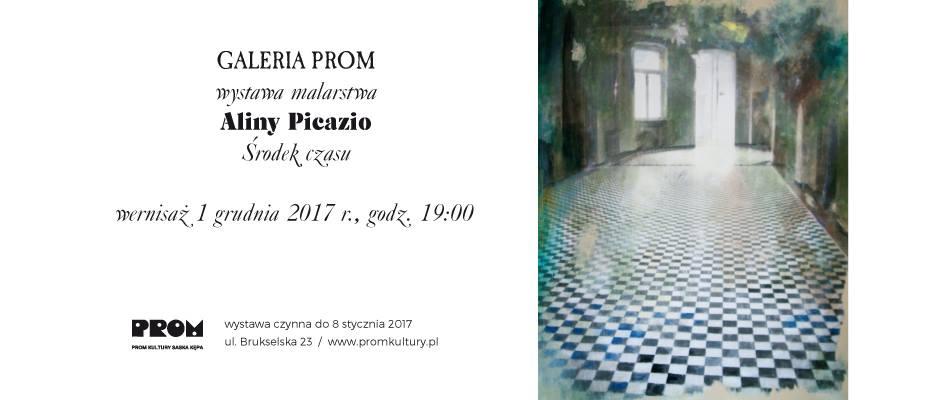 """2017-12-01: Galeria Prom: wernisaż wystawy """"Środek czasu"""""""