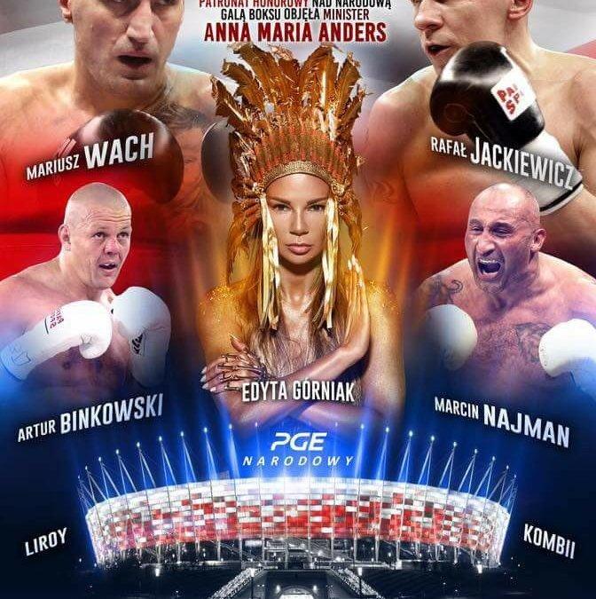2018-05-26: Boxing Night 14 – Narodowa Gala Boksu