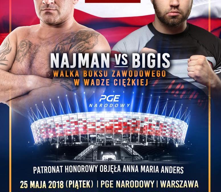 2018-05-25: Boxing Night 14 – Narodowa Gala Boksu