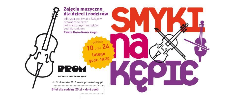 2018-02-10: Smyki na Kępie – zajęcia muzyczne dla dzieci i rodziców