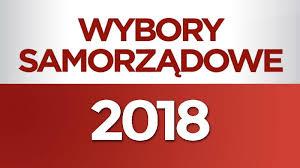 2018-11-04: prawdopodobna II tura wyborów samorządowych 2018