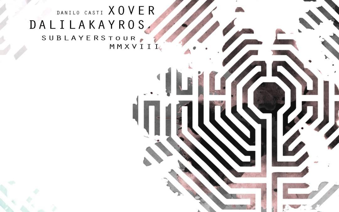 2018-03-21: Let me introduce: Xover / Dalila Kayros