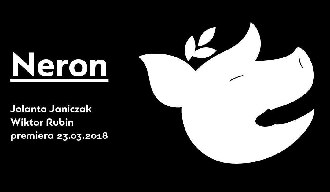 "2018-03-23: ""Neron"" – reż. Wiktor Rubin – premiera"