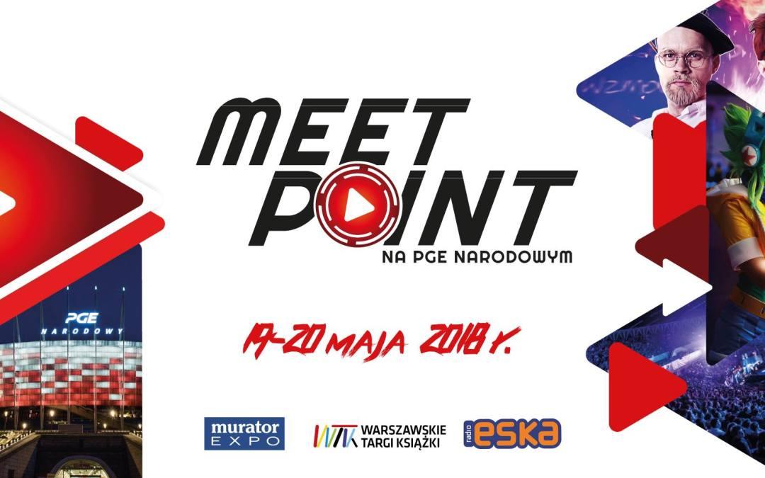 2018-05-19 & 20: MEET POINT na PGE Narodowym