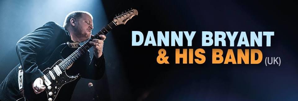 2018-06-03: Danny Bryant & his band – koncert