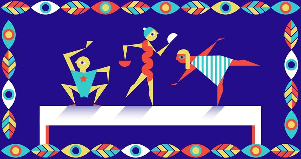 2018-07-06: Tańcząc w Ogrodzie vol.2/ Taniec z wachlarzami