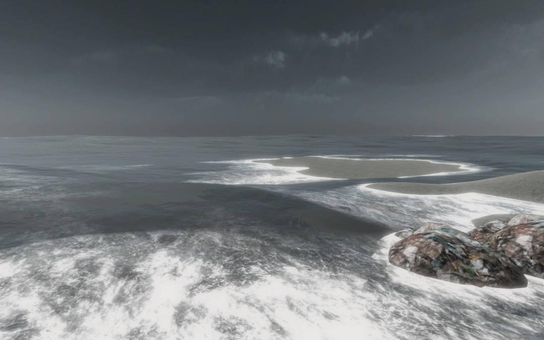 2018-06-20: New Territory – live VR, reż. Krzysztof Garbaczewski