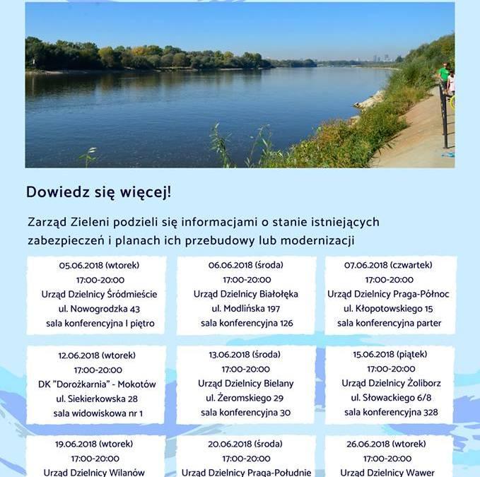 2018-06-20: spotkania informacyjne dot. ochrony przed powodziami