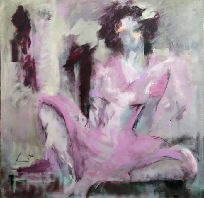 2018-08-02: Galeria PROM: wernisaż wystawy malarstwa May Alnoori