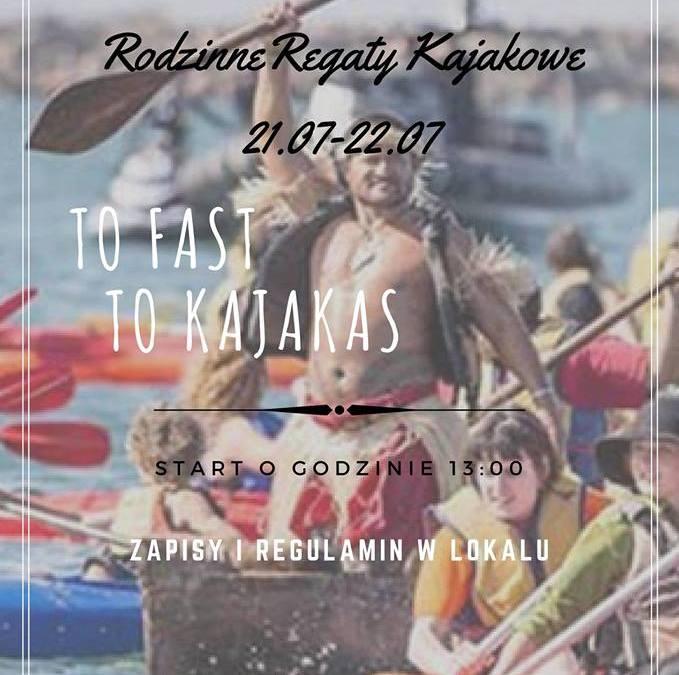 2018-07-22: Rodzinne Regaty Kajakowe w Przystani