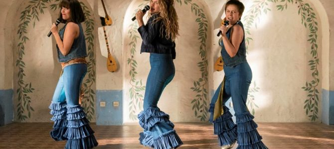 "2018-09-19: KINO KĘPA: ""MAMMA MIA: HERE WE GO AGAIN!"""
