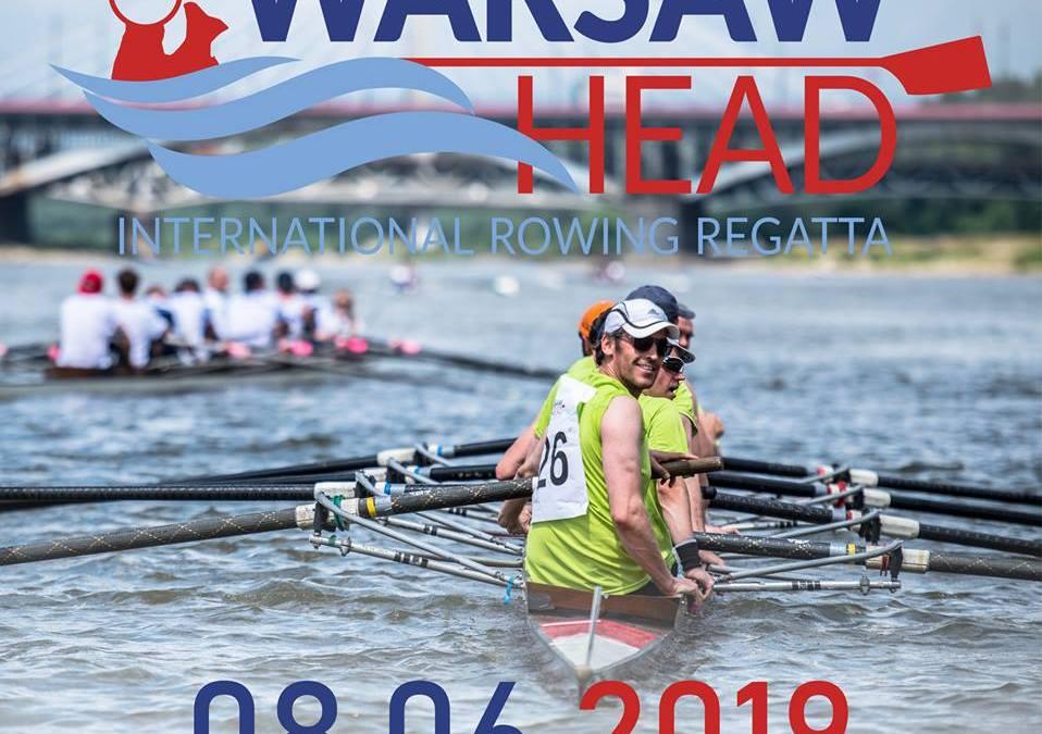 2019-06-08: Regaty Warsaw Head