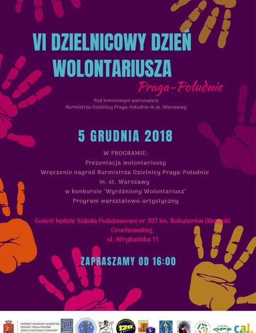 2018-12-05: Dzień Wolontariusza w SP 397