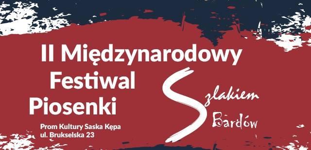 """2019-03-01: II Międzynarodowy Festiwal Piosenki """"Szlakiem Bardów"""" – przeniesione"""