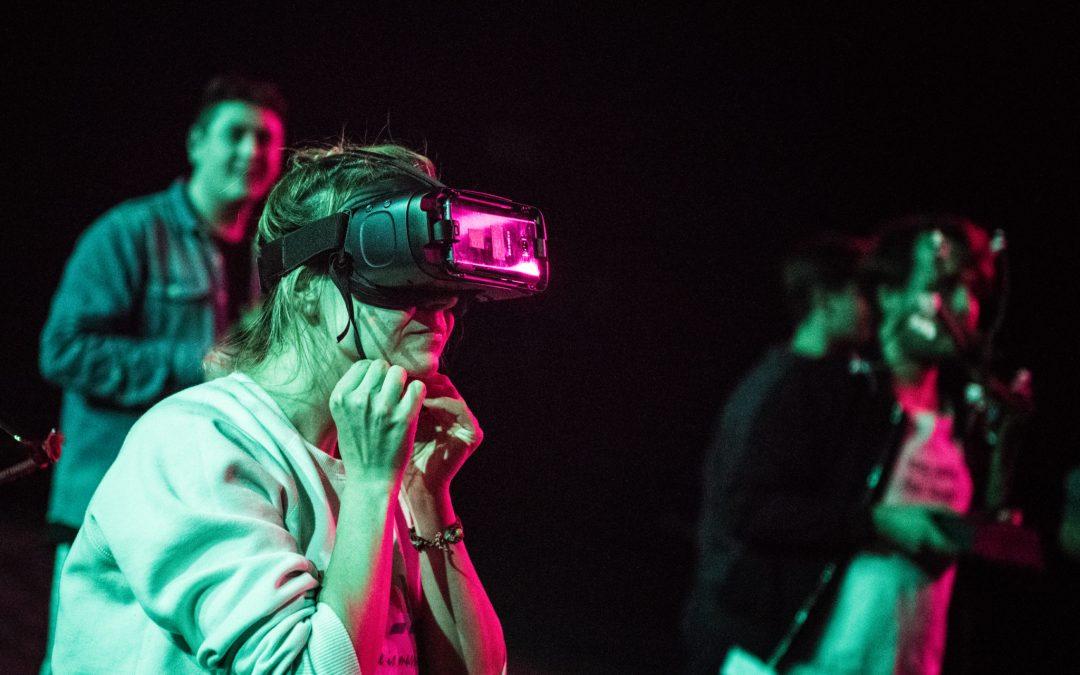 2018-12-14: Bliżej VR-u. Pokaz i wykład