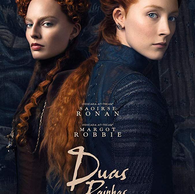 """2019-03-23: KINO KĘPA: """"Maria, królowa Szkotów"""""""