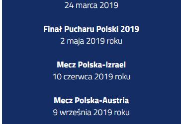 2019-11-19: Mecz Polska-Słowenia