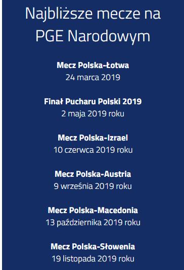 2019-09-09: Mecz Polska-Austria