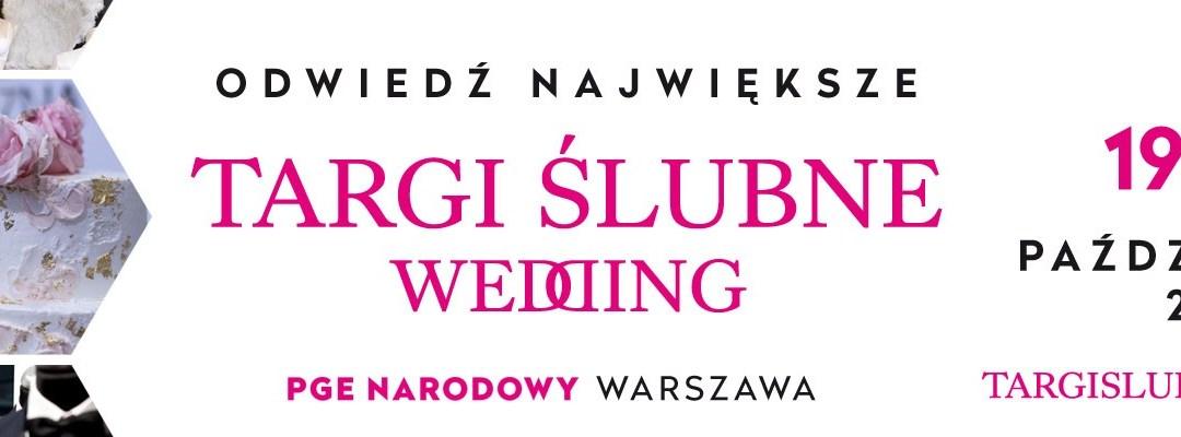 2019-10-19 & 20: Targi Ślubne Wedding