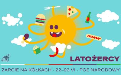 2019-06-22 & 23: Żarcie Na Kółkach: Latożercy