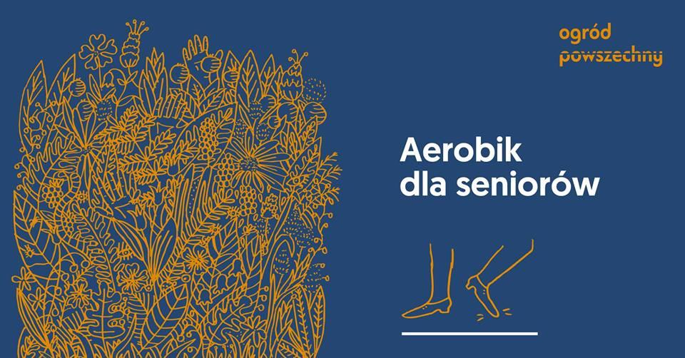 2019-07-24: Aerobik z elementami tańca dla seniorów i seniorek – ostatnie warsztaty