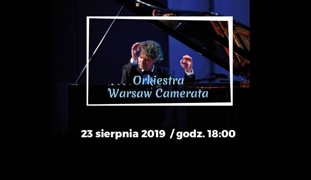 2019-08-22: Orkiestra Warsaw Camerata – próba otwarta