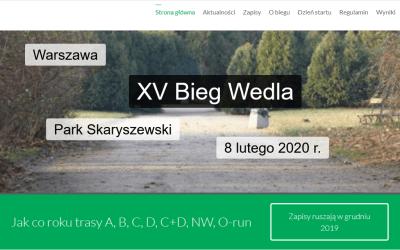 2020-02-08: XV Bieg Wedla