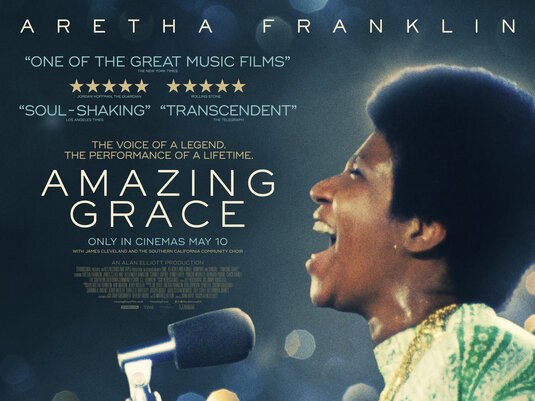 2019-12-05: Kino Jazz | Amazing Grace: Aretha Franklin