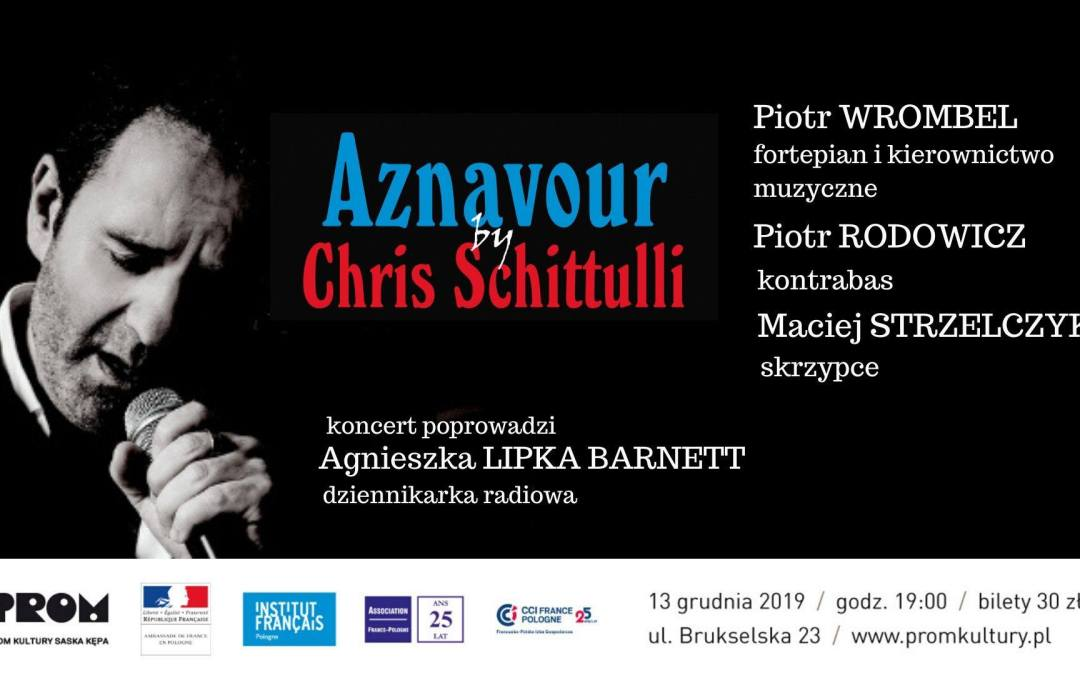 2019-12-13: Aznavour by Chris Schittulli