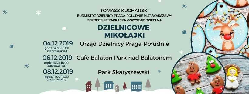 2019-12-08: Dzielnicowe Mikołajki