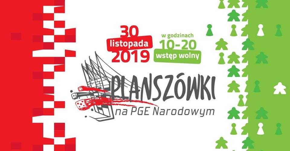 2019-11-30: Planszówki na PGE Narodowym – edycja 2019