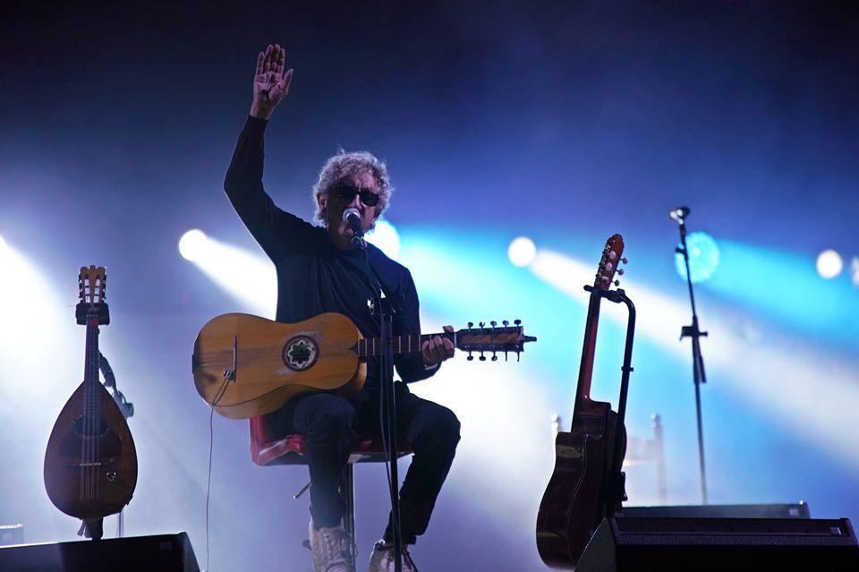 2019-12-06: Rock & folk po włosku! Wieczór z muzykiem Eugenio Bennato