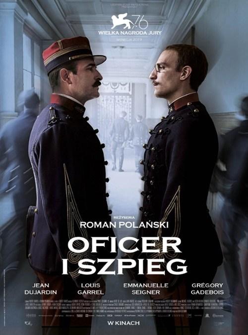2020-01-29: KINO KĘPA: Oficer i szpieg