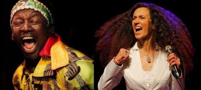 2020-02-14: Wolta, Mississippi & Wisła, czyli wieczór z bluesem i afrykańskimi piosenkami o miłości