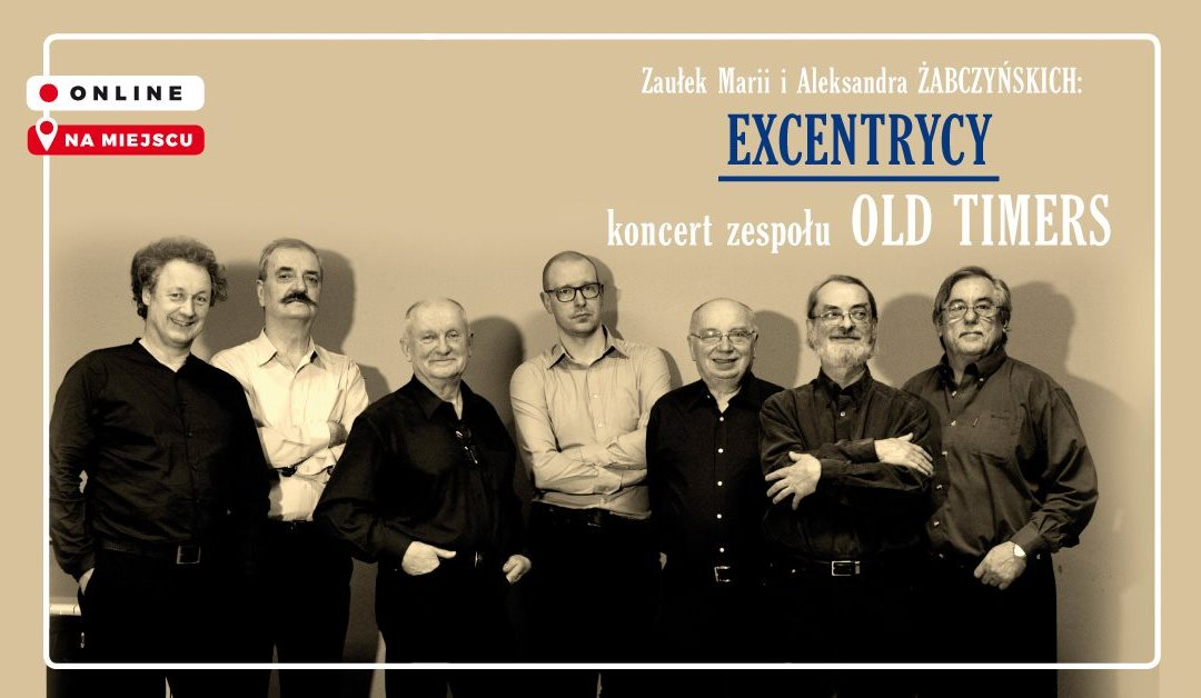 """2020-09-13: Zaułek Marii I Aleksandra Żabczyńskich: Koncert """"Old Timers"""""""