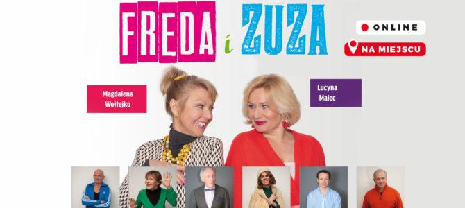 "2021-04-28 & 29:  Teatr Kępa: ""Freda i Zuza"""