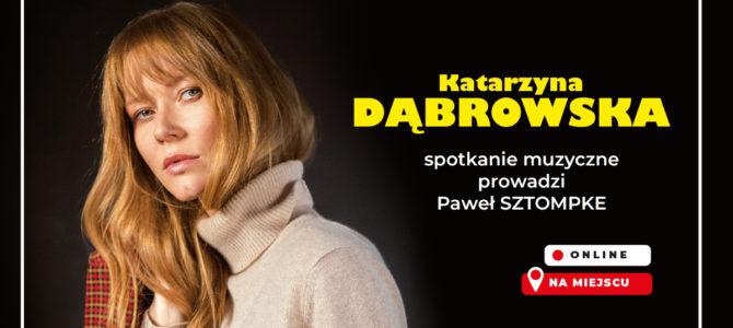 2021-06-16: Prom na otwartych wodach: Katarzyna Dąbrowska