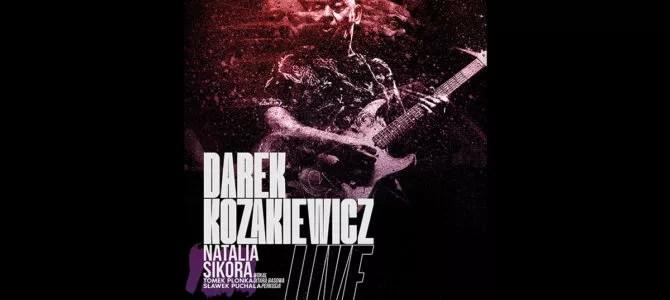 2021-11-23: Darek Kozakiewicz LIVE – koncert