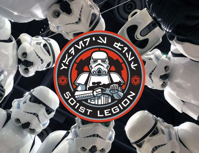 Star Wars costumes of the 501st Legion