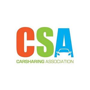 CSA CarSharing Association logo