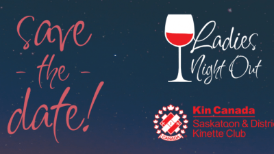 Ladies Night Out – NEW DATE!