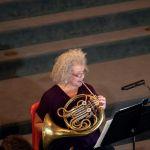 The SSO's Principal Horn Carol Marie Cottin