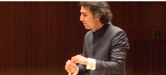 Conductor Shah Sadikov